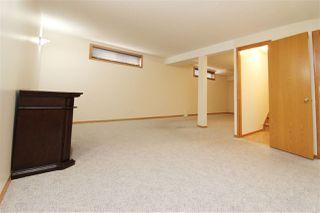 Photo 30: 117 NOTTINGHAM Boulevard W: Sherwood Park House Half Duplex for sale : MLS®# E4197998