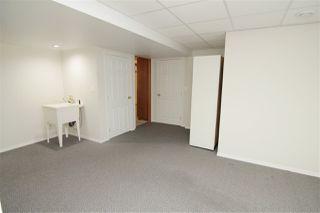 Photo 39: 117 NOTTINGHAM Boulevard W: Sherwood Park House Half Duplex for sale : MLS®# E4197998