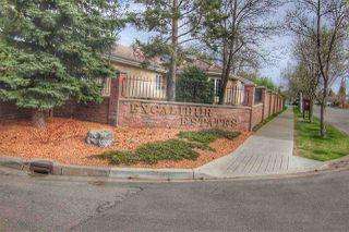 Photo 1: 117 NOTTINGHAM Boulevard W: Sherwood Park House Half Duplex for sale : MLS®# E4197998