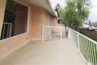 Photo 43: 117 NOTTINGHAM Boulevard W: Sherwood Park House Half Duplex for sale : MLS®# E4197998