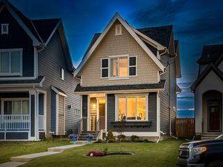 Photo 1: 142 MARQUIS Common SE in Calgary: Mahogany Detached for sale : MLS®# C4302739