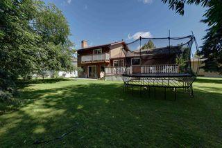 Photo 42: 12 GLEN MEADOW Crescent: St. Albert House for sale : MLS®# E4206701
