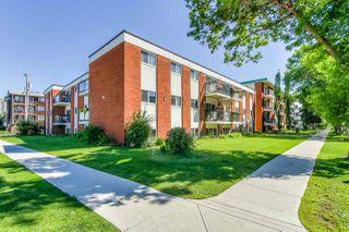 Photo 3: 303 10160 83 Avenue in Edmonton: Zone 15 Condo for sale : MLS®# E4207459