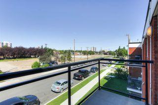 Photo 25: 303 10160 83 Avenue in Edmonton: Zone 15 Condo for sale : MLS®# E4207459