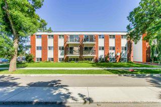 Photo 2: 303 10160 83 Avenue in Edmonton: Zone 15 Condo for sale : MLS®# E4207459