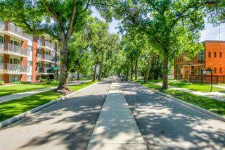 Photo 28: 303 10160 83 Avenue in Edmonton: Zone 15 Condo for sale : MLS®# E4207459