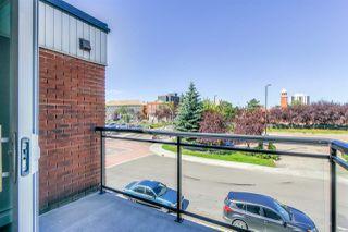 Photo 24: 303 10160 83 Avenue in Edmonton: Zone 15 Condo for sale : MLS®# E4207459