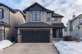 Main Photo: 11 Everhollow Crescent SW in Calgary: Evergreen Detached for sale : MLS®# A1062355