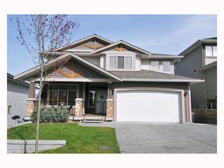 "Main Photo: 24781 KIMOLA Drive in Maple Ridge: Albion House for sale in ""THE UPLANDS"" : MLS®# V818043"