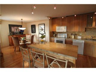 "Photo 4: 607 1490 PENNYFARTHING Drive in Vancouver: False Creek Condo for sale in ""HARBOUR COVE"" (Vancouver West)  : MLS®# V860789"