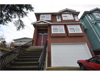Photo 1: 4516 CLARENDON Street in Vancouver: Collingwood VE House for sale (Vancouver East)  : MLS®# V864818