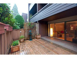 """Photo 10: 109/ 1710 W 13TH Avenue in Vancouver: Fairview VW Condo for sale in """"PINE RIDGE"""" (Vancouver West)  : MLS®# V865435"""