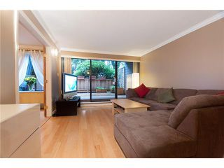 """Photo 2: 109/ 1710 W 13TH Avenue in Vancouver: Fairview VW Condo for sale in """"PINE RIDGE"""" (Vancouver West)  : MLS®# V865435"""