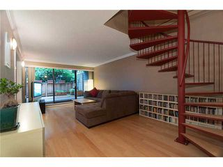 """Photo 3: 109/ 1710 W 13TH Avenue in Vancouver: Fairview VW Condo for sale in """"PINE RIDGE"""" (Vancouver West)  : MLS®# V865435"""