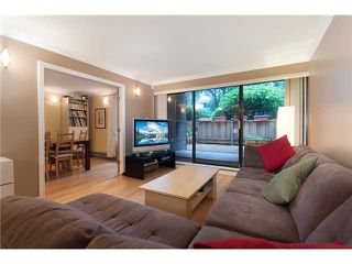 """Photo 4: 109/ 1710 W 13TH Avenue in Vancouver: Fairview VW Condo for sale in """"PINE RIDGE"""" (Vancouver West)  : MLS®# V865435"""