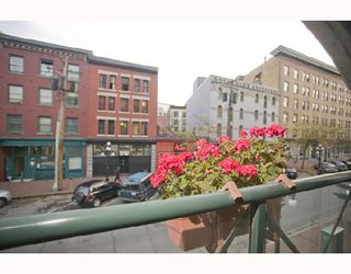 "Photo 7: 207 55 ALEXANDER Street in Vancouver: Downtown VE Condo for sale in ""GASTOWN"" (Vancouver East)  : MLS®# V745072"