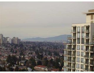 "Photo 9: 2801 7063 HALL Avenue in Burnaby: Highgate Condo for sale in ""EMERSON"" (Burnaby South)  : MLS®# V752826"