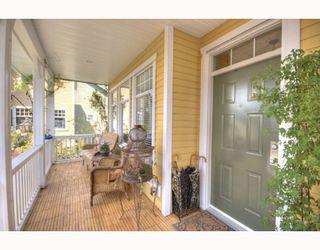 Photo 2: 3 6400 PRINCESS Lane in Richmond: Steveston South Townhouse for sale : MLS®# V759537