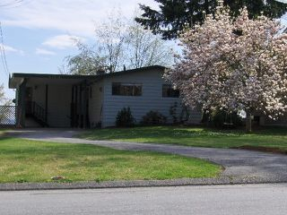Photo 1: 33350 WHIDDEN Avenue in Mission: Mission BC House for sale ()  : MLS®# F2909440