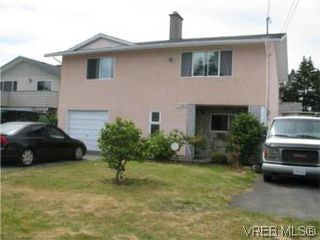 Photo 1: 1581 Prairie St in VICTORIA: SE Gordon Head House for sale (Saanich East)  : MLS®# 508761