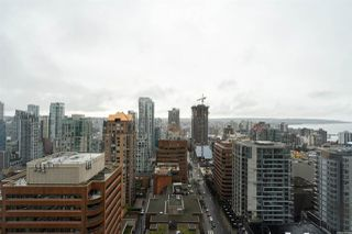 "Photo 12: 3006 1068 HORNBY Street in Vancouver: Downtown VW Condo for sale in ""THE CANADIAN AT WALL CENTRE"" (Vancouver West)  : MLS®# R2427122"