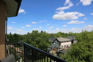 Photo 6: 415 8730 82 Avenue in Edmonton: Zone 18 Condo for sale : MLS®# E4201860