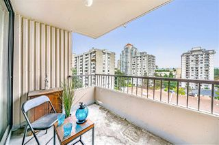 "Photo 27: 905 740 HAMILTON Street in New Westminster: Uptown NW Condo for sale in ""Statesman"" : MLS®# R2522713"