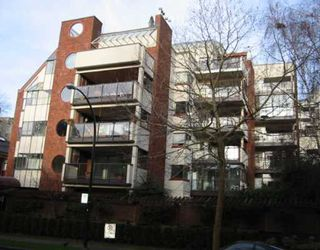 "Photo 1: 204 1665 NELSON Street in Vancouver: West End VW Condo for sale in ""EDGEMONT PLACE"" (Vancouver West)  : MLS®# V808646"