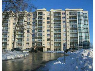 Photo 1: 500 tache Avenue in WINNIPEG: St Boniface Condominium for sale (South East Winnipeg)  : MLS®# 2620644