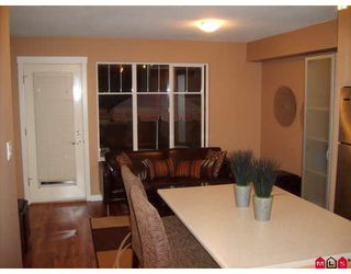 Photo 4: 18 6651 203RD Street in Langley: Willoughby Heights Townhouse for sale : MLS®# F2820496