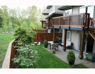 "Photo 6: 25 2281 ARGUE Street in Port_Coquitlam: Citadel PQ House for sale in ""QUARRY"" (Port Coquitlam)  : MLS®# V766842"