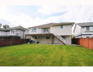 "Photo 10: 23780 120B Avenue in Maple_Ridge: East Central House for sale in ""FALCON OAKS"" (Maple Ridge)  : MLS®# V767545"