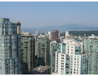 "Photo 2: 3904 1189 MELVILLE Street in Vancouver: Coal Harbour Condo for sale in ""MELVILLE"" (Vancouver West)  : MLS®# V770293"