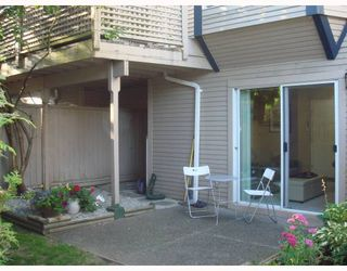 "Photo 10: 4 1195 FALCON Drive in Coquitlam: Eagle Ridge CQ Townhouse for sale in ""THE COURTYARDS"" : MLS®# V775028"