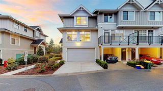 "Photo 1: 83 19525 73 Avenue in Surrey: Clayton Townhouse for sale in ""Uptown Clayton II"" (Cloverdale)  : MLS®# R2412289"