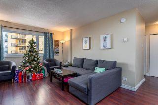 Photo 12: 605 9710 105 Street in Edmonton: Zone 12 Condo for sale : MLS®# E4182745