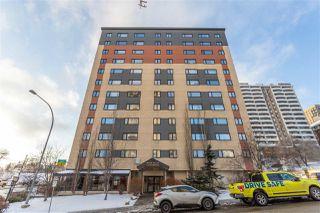Photo 1: 605 9710 105 Street in Edmonton: Zone 12 Condo for sale : MLS®# E4182745