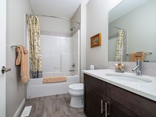 Photo 23: 46 RIVIERA Way: Cochrane Row/Townhouse for sale : MLS®# C4281559