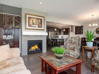 Photo 3: 46 RIVIERA Way: Cochrane Row/Townhouse for sale : MLS®# C4281559