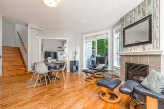 """Photo 2: 117 3600 WINDCREST Drive in North Vancouver: Roche Point Townhouse for sale in """"Windsong at Ravenwoods"""" : MLS®# R2481637"""