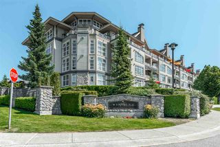 "Main Photo: 117 3600 WINDCREST Drive in North Vancouver: Roche Point Townhouse for sale in ""Windsong at Ravenwoods"" : MLS®# R2481637"