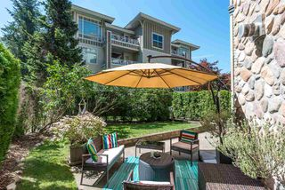 """Photo 24: 117 3600 WINDCREST Drive in North Vancouver: Roche Point Townhouse for sale in """"Windsong at Ravenwoods"""" : MLS®# R2481637"""