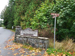 Photo 5: 657 Gowlland Rd in : Hi Western Highlands Land for sale (Highlands)  : MLS®# 858056