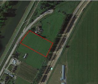 Main Photo: 40580 N PARALLEL Road in Abbotsford: Sumas Prairie Land for sale : MLS®# R2514982