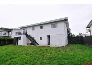 Photo 9: 46403 CORNWALL in Chilliwack: Chilliwack E Young-Yale House for sale : MLS®# H1003598