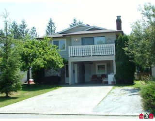 Photo 1: 31928 SATURNA in Abbotsford: Abbotsford West House for sale : MLS®# F2820086