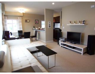 "Photo 2: 141 7388 MACPHERSON Avenue in Burnaby: Metrotown Townhouse for sale in ""ACACIA GARDENS"" (Burnaby South)  : MLS®# V728468"