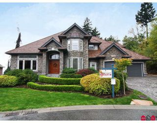 "Photo 1: 35366 DONEAGLE Place in Abbotsford: Abbotsford East House for sale in ""EAGLE MOUNTAIN"" : MLS®# F2907303"