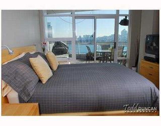 Photo 7: 801 628 KINGHORNE MEWS BB in Vancouver: False Creek North Condo for sale (Vancouver West)  : MLS®# V778161