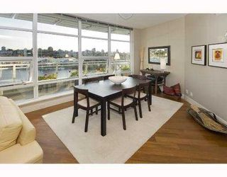 Photo 5: 801 628 KINGHORNE MEWS BB in Vancouver: False Creek North Condo for sale (Vancouver West)  : MLS®# V778161